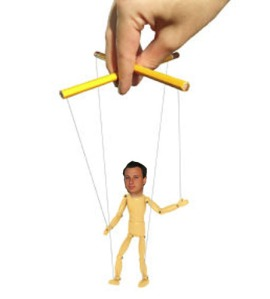 puppets of james