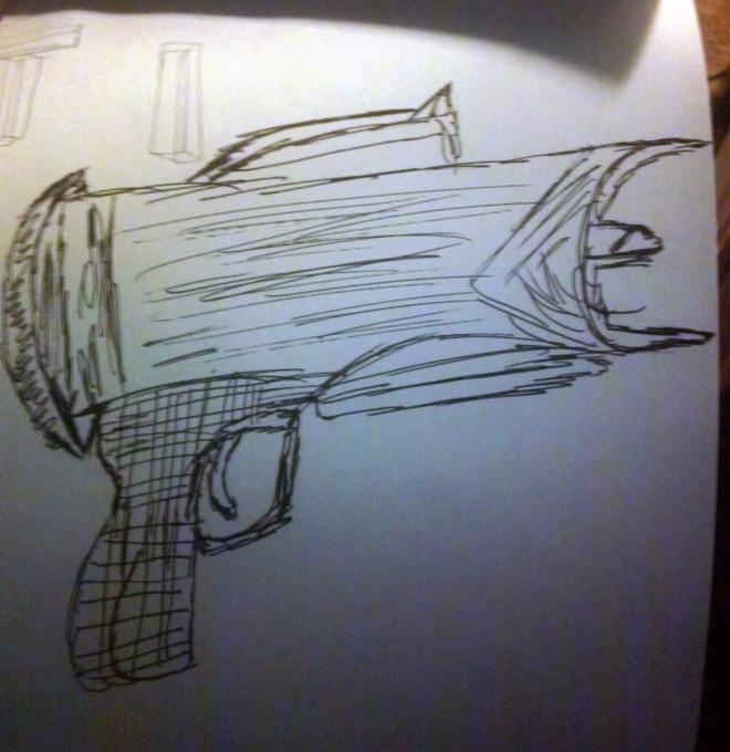feltons new gun
